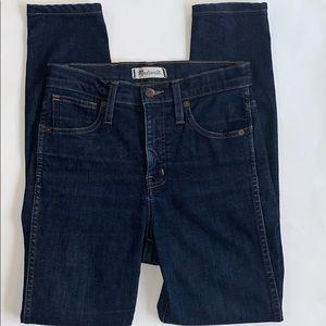 "Madewell Jeans - Madewell 10"" High Rise Skinny"
